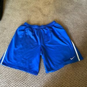 Nike athletic shorts Sz XXL